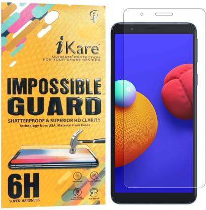 iKare Impossible Screen Guard for Samsung Galaxy M01 Core