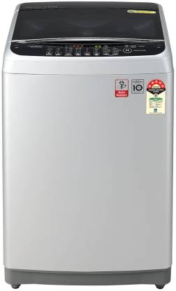 LG 8 kg 5 star Fully Automatic Top Load Silver