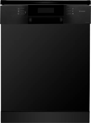 FABER FFSD 8PR 14S-BK Free Standing 14 Place Settings Dishwasher