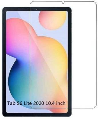 CLASIKCART Tempered Glass Guard for Samsung Galaxy Tab S6 Lite 10.4 inch