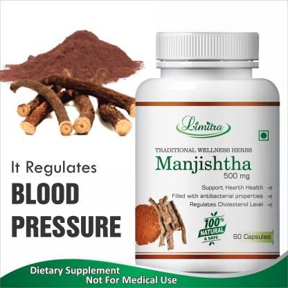 Limitra Manjistha, for Regulates Cholesterol Level