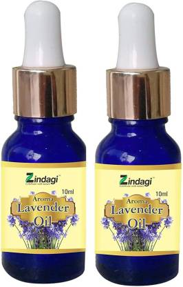 Zindagi Pure & Concentrate Flower Oil Aroma Oil