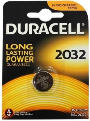 DURACELL CR2032  Battery