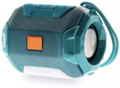 F FERONS TG-162 Wireless Portable Rechargeable Speaker with Rock Beat Blast Music and Powerful 3D & Stereo Driven bass Car/Laptop/Home Audio/Indoor/Outdoor/Gaming Speaker 10 W Bluetooth Speaker