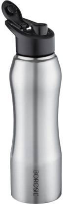 BOROSIL Grip N Sip Stainless Steel Bottle 750 ml Bottle