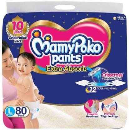 Mamypoko Pants pants 80pis - L