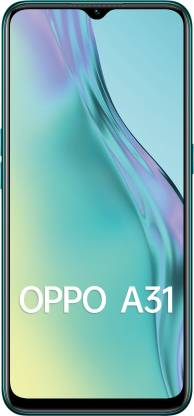OPPO A31 (Lake Green, 64 GB)