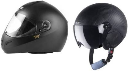 Steelbird 2 Dashing Motorbike Helmet Motorbike Helmet