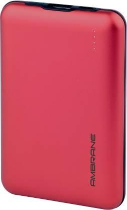 Ambrane 10000 mAh Power Bank (22.5 W, Fast Charging)