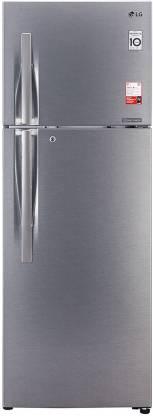 LG 360 L Frost Free Double Door 3 Star Convertible Refrigerator