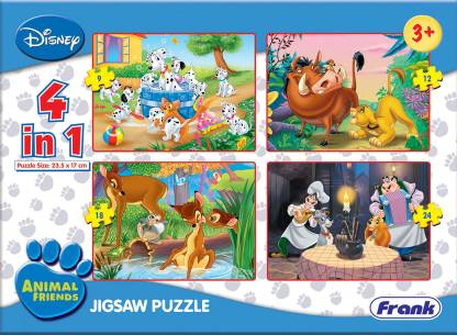 Frank Animal Friends Puzzle