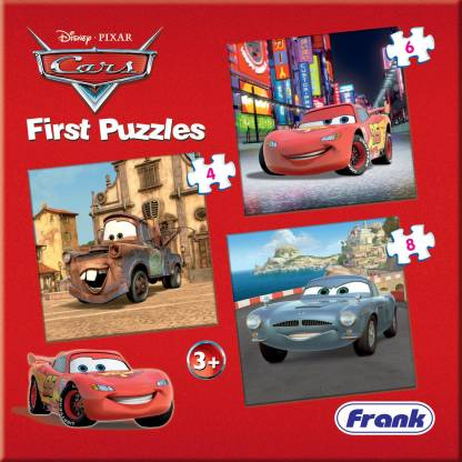 Frank Cars Puzzle