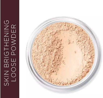 ADJD Smooth Loose Powder Makeup Transparent Finishing Oil Control Waterproof For Face  Compact