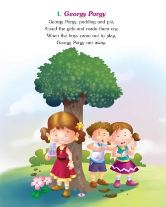 Nursery Rhymes - Book A