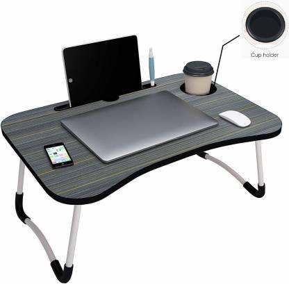 MOSSMOOR Wood Portable Laptop Table