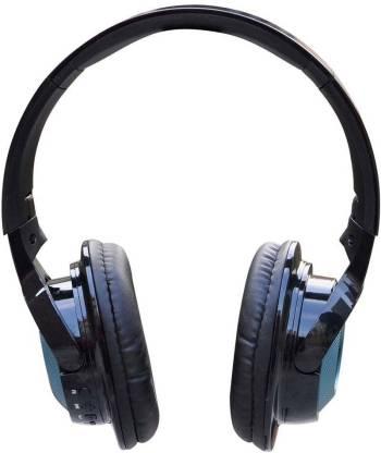 Hitage BTH768 Bluetooth Over Ear, Folding Adjustable Wireless Stereo Sport Headphones Headsets Bluetooth Headset
