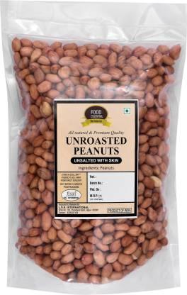 FOOD ESSENTIAL Raw Peanut (Whole)