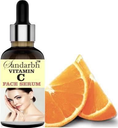 Sandarbh Vitamin C Serum- Skin whitening Clearing Serum - Brightening, Anti-Aging Skin
