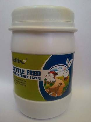 BIOFIT Cattle Feed Concentrate (CFC) Pet Health Supplements