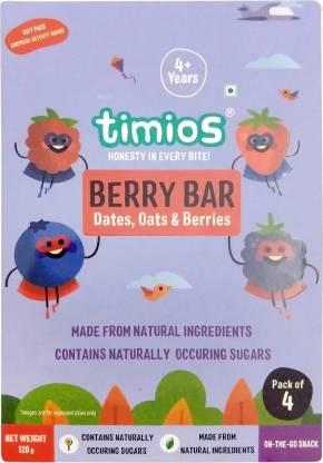 Timios Berry Bar