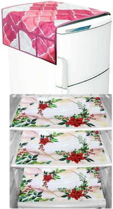 AP Home Decor Refrigerator  Cover