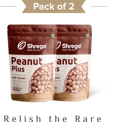 shrego Raw Peanut