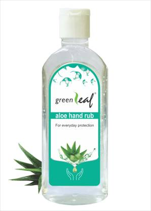 Greenleaf Aloe Hand Rub Hand Rub Bottle