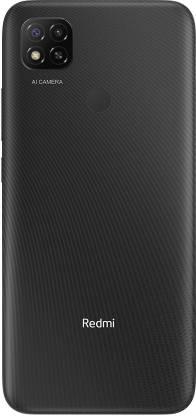 Redmi 9 (Carbon Black, 64 GB)