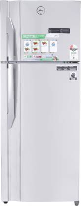 Godrej 328 L Frost Free Double Door 2 Star Convertible Refrigerator