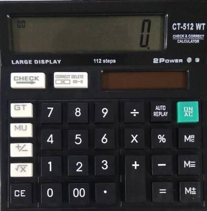 SHARMA BUSINESS calculator for office and home work Basic  Calculator