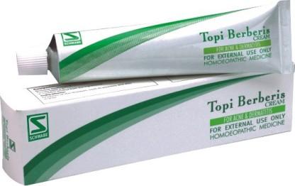 Dr.Willmar Schwabe India Topi Berberis Cream  (25