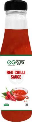 Goshudh Red Chilli Sauce 200g Sauce