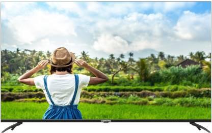 Compaq HEX 165.1 cm (65 inch) QLED Ultra HD (4K) Smart Android TV