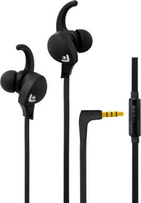 Envent Beatz 300 ET-EPIE300 BK Wired Headset