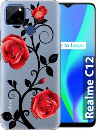 Flipkart SmartBuy Back Cover for Realme C25s, Realme C25, Realme Narzo 30A, Realme Narzo 20, Realme C12