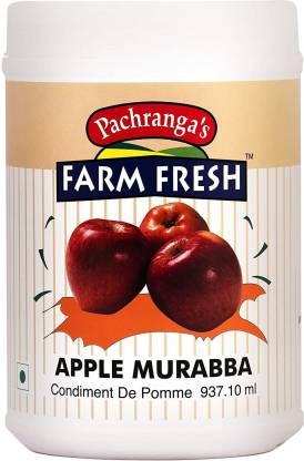 Pachranga's Farm Fresh Apple Murabba 1 kg Apple Murabba