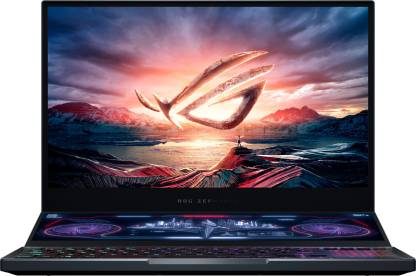ASUS ROG Zephyrus Duo 15 Core i7 10th Gen - (32 GB/2 TB SSD/Windows 10 Home/8 GB Graphics/NVIDIA GeForce RTX 2080 Super with Max-Q Design) GX550LXS-HC145TS Gaming Laptop