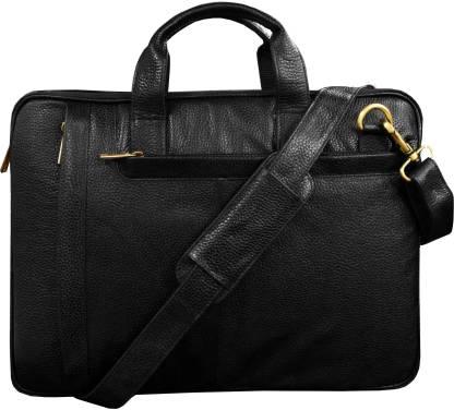 ABYS 14 Inch Laptop Messenger Bag For Men And Women Messenger Bag