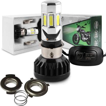 cosmetize LED Headlight For TVS Scooty Streak
