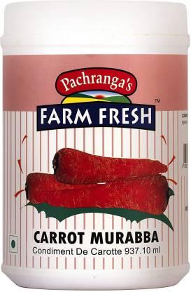 Pachranga's Farm Fresh Fresh Carrot Murabba (1Kg) Carrot Murabba