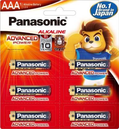 Panasonic Alkaline AAA   Battery