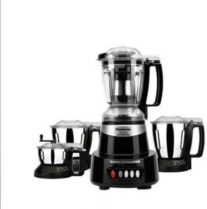 Panasonic BLACK MX-AV425 600 Juicer Mixer Grinder (4 Jars, Black)