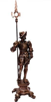 The Art Box Soldier Statue Soldier Idol Warrior Decorative Showpiece  -  140 cm