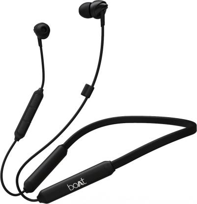 boAt 100 Wireless Neckband with BT 5.0 IPX4 Bluetooth Headset