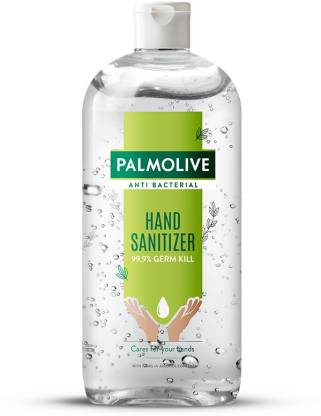 PALMOLIVE Anti-bacterial Alcohol Based Hand Sanitizer Bottle  (500 ml)