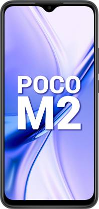 POCO M2 (Pitch Black, 128 GB)