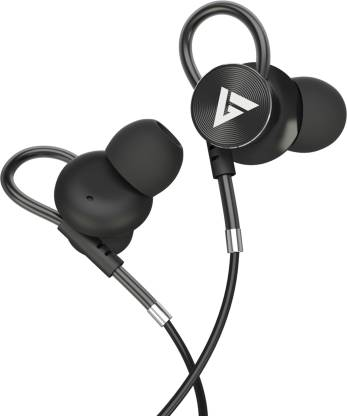 Boult Audio BassBuds Loop Wired Headset for ₹399