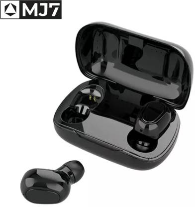 MJ7 L21 True Wireless Earbuds in Ear Earphone Bluetooth Headset