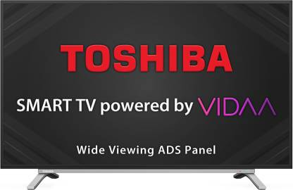 TOSHIBA L50 Series 80 cm (32 inch) HD Ready LED Smart TV with ADS Panel