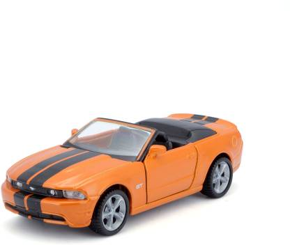 Adventure Force 2010 FORD MUSTANG GT 4.5 inch Die cast Replica